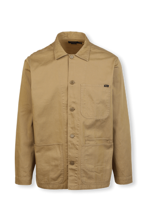Pocket Chore Jacket In Khaki POLO RALPH LAUREN