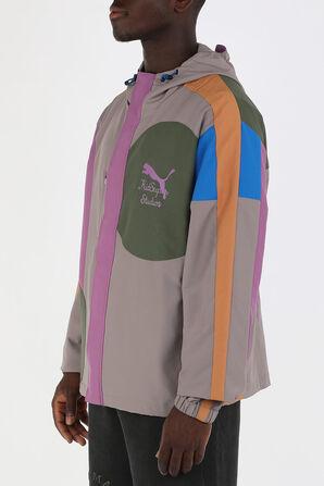 PUMA x KidSuper Lightweight Jacket in Multicolor PUMA