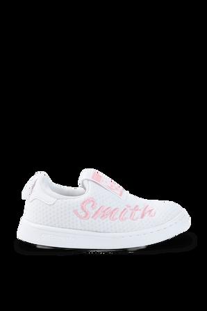 מידות 20-27 נעלי סטן סמית בגזרת סליפ ADIDAS ORIGINALS