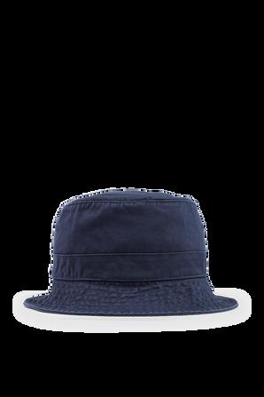 Bucket Hat in Blue POLO RALPH LAUREN