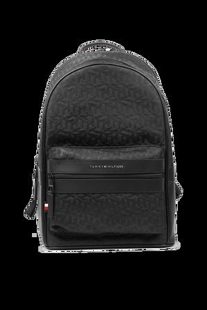 Black Backpack TOMMY HILFIGER