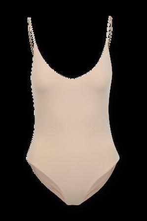 Narcissa Bodysuit in Nude SKIN