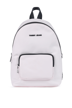 Lace Charm Backpack in Pink TOMMY HILFIGER