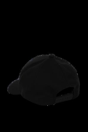 Boss Urban Print Baseball Cap in Black BOSS