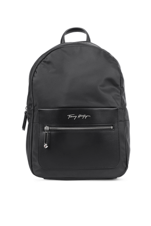 Tommy Fresh Backpack in Black TOMMY HILFIGER