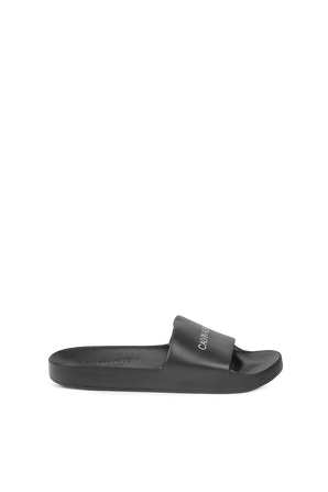 Black Logo Slides CALVIN KLEIN