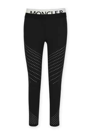Trousers in Black MONCLER