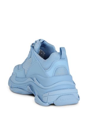 Triple S Sneakers in Blue BALENCIAGA