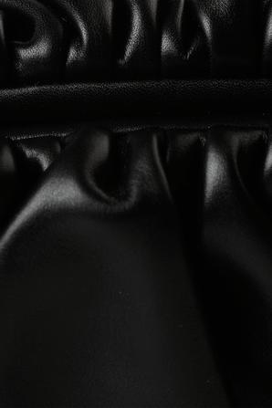 The Mini Pouch in Black BOTTEGA VENETA