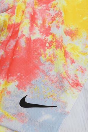 גילאי 4-7 מכנסי אימון קצרים עם כתמי צבע NIKE