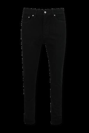 510 Skinny Fit Jeans in Black Wash LEVI`S