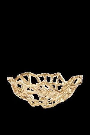 Bone Bowl Large Brass TOM DIXON