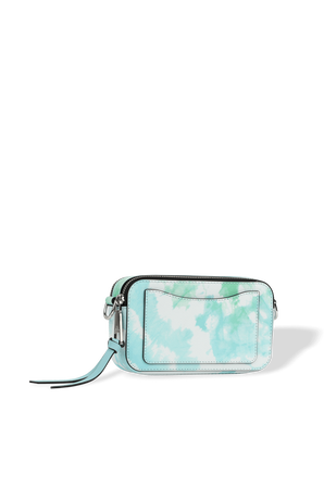 The Tie Dye Snapshot in Blue MARC JACOBS