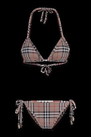 Vintage Check Bikini BURBERRY