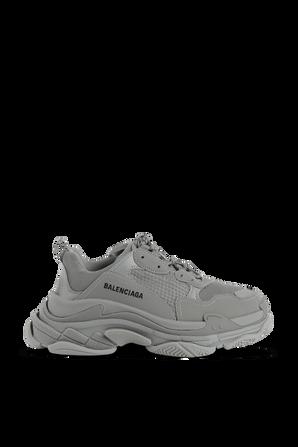 Triple Sneaker in Silver BALENCIAGA