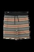 גילאי 3-14 מכנסיים קצרים בפסים אייקוניים