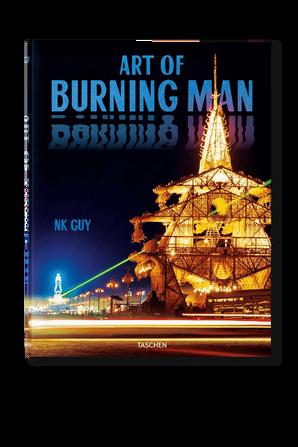 NK Guy Art of Burning Man TASCHEN