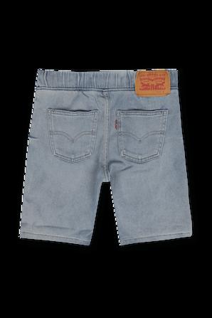 גילאי 2-4 מכנסי גינס קצרים בשטיפה קלאסית LEVI`S KIDS
