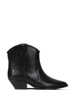 Dewina Boots in Black ISABEL MARANT