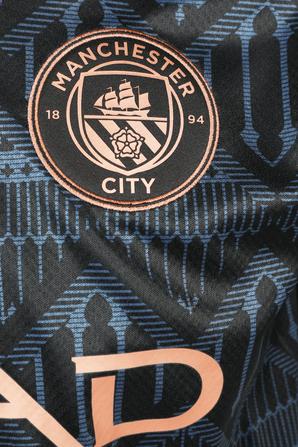 Manchester City FC  Away Shirt in Blue PUMA