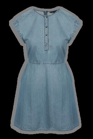 Mini Denim Dress ARMANI EXCHANGE