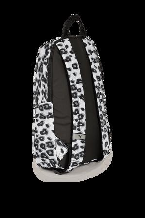 Puma Core Backpack in Black Tiger Print PUMA