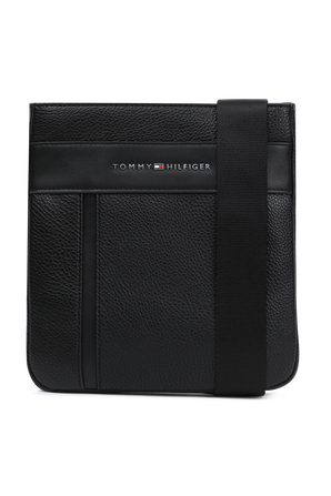 Downtown Small Crossover Bag in Black TOMMY HILFIGER