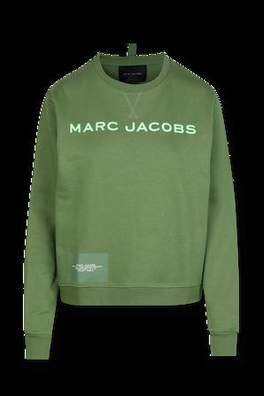 The Sweatshirt in Green MARC JACOBS