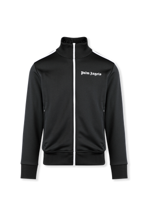 Classic Track Jacket in Black PALM ANGELS