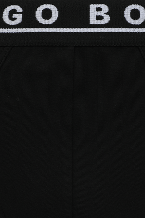 Triple Pack Briefs in Black BOSS