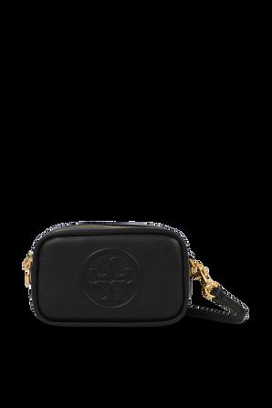 Perry Bombe Mini Bag In Black TORY BURCH