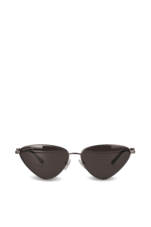 Reverse Cat Sunglasses in Black BALENCIAGA