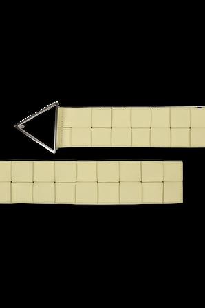 Belt in Tapioca Nappa Leather BOTTEGA VENETA