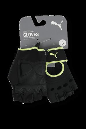 Training Fingered Gloves in Black PUMA
