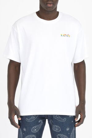 Graphic Tee in White LEVI`S