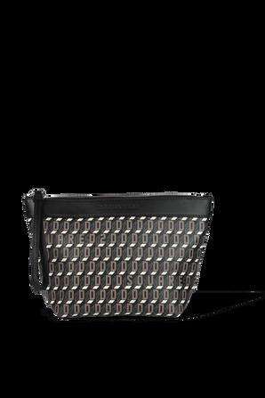 Monogram Handbag in Black DSQUARED2