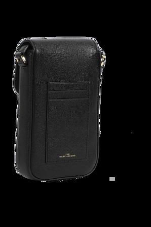 תיק קורסבודי לסמארטפון בצבע שחור MARC JACOBS