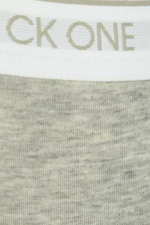 Bikini Branded Panties in Grey CALVIN KLEIN