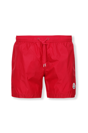 Swim Shorts in Red MONCLER