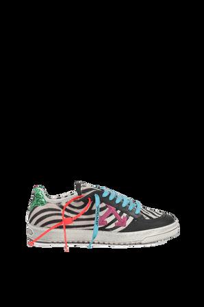 Pony 20 Sneakers in Zebra OFF WHITE