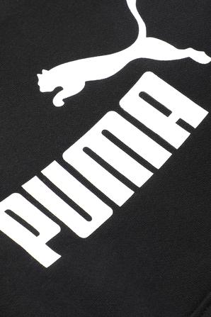 גילאי 2-14  קפוצ'ון לוגו בגוון שחור PUMA KIDS