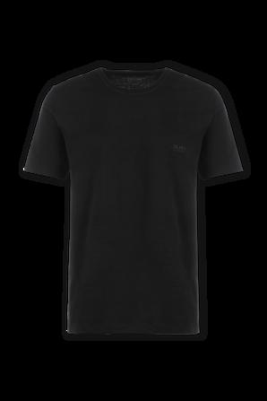 Regular Fit T Shirt 3 Pack in Black BOSS
