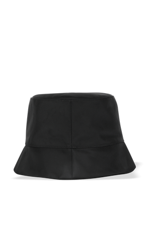 Palm Angels X Missoni Bucket Hat Logo in Black  PALM ANGELS