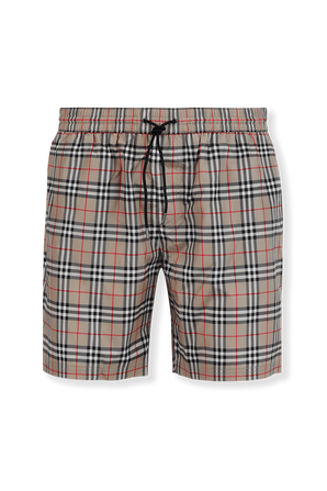 Vintage Check Drawcord Swim Shorts BURBERRY