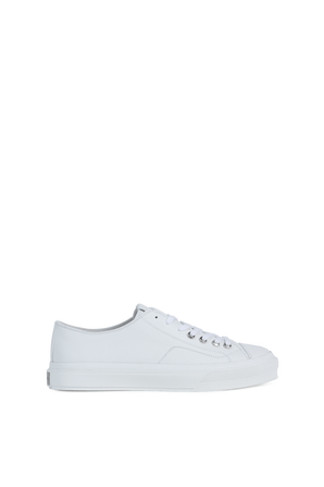 City Low Sneakers in White GIVENCHY