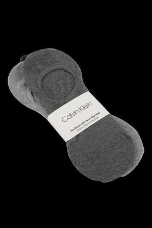 2Pack Socks in Grey CALVIN KLEIN