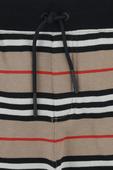 גילאי 3-14 מכנסיים קצרים בפסים אייקוניים image number null BURBERRY