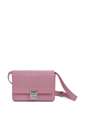 Small 4G Bag in Pink Leather GIVENCHY