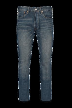 501 Original Fit Jeans in Dark Wash LEVI`S