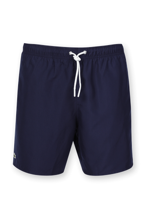 Classic Swim Shorts in Navy Blue LACOSTE